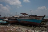 """Sri Lanka"" Kalpitiya fishing boats"
